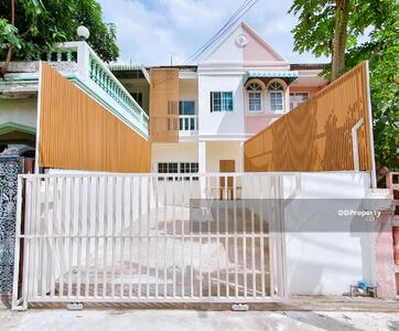 For Sale - K-4297 ขายด่วน ! ทาวน์โฮม อุดมสุข 51บ้านสวยตกแต่งใหม่