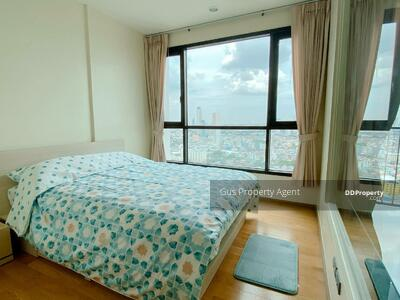 For Rent - For Rent at**Fuse Sathorn - Taksin**Fully Furnished 1Bed 29. 13 Sq. m @ 13, 000 THB/BAHT