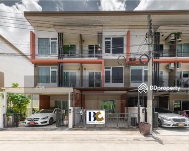 For Sale - ขาย The Trust City Kaset Nawamin 3 ห้องนอน 3 ห้องน้ำ
