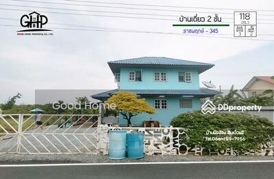 For Sale - บ้านเดี่ยว 2 ชั้น ราชพฤกษ์ - 345 ต. คลองข่อย อ. ปากเกร็ด จ. นนทบุรี