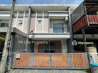 For Sale - 11S0027 ขายบ้านแฝดสองชั้น ราคา 2, 550, 000 บาท โซนเกาะแก้ว ขนาด 31 ตรว  3ห้องนอน 2ห้องน้ำ พร้อมเข้าอยู่