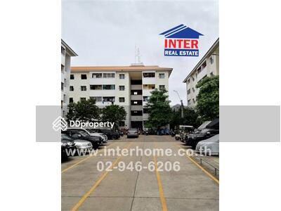 For Sale - ซอยปัญญาอินทรา ถนนรามอินทรา 31. 78 ตร. ม. คอนโดเอื้ออาทรปัญญา ตึก 11 ซอยปัญญาอินทรา ถนนรามอินทรา - 43871