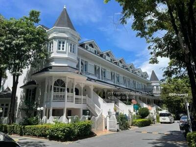 For Rent - House for rent Fantasia Villa2 near Bts bearing and ST. ANDREWS INTERNATIONAL ( PST-EVE300 )