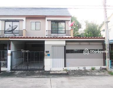 For Sale - Townhomes, Pruksa 61 Village (Petchkasem 69) 33. 8 square wa.