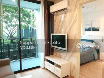 For Sale - Condo for sale, ARTEMIS Sukhumvit 77, 1 bedroom, size 27 sq. m. , 6th floor, near Wells International School.   CNOP15698