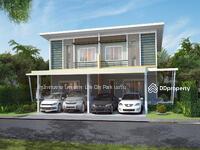 ขาย - Life City Park บ่อวิน : บ้านแฝด 2 ชั้น พร้อมอยู่ แบบบ้าน Nouvo