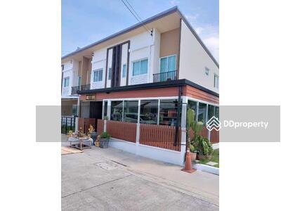 For Sale - R104-657 ขายทาวน์โฮม 2 หมู่บ้านพลีโน่ สุขสวัสดิ์- พระราม 3 24. 9 ตารางวา