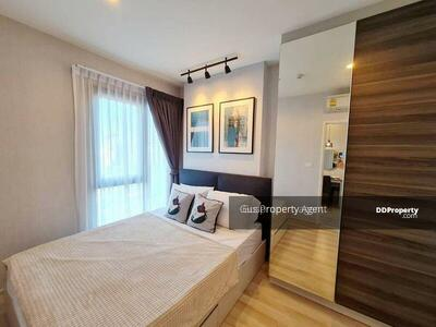 For Sale - -ราคาพิเศษ ! ! ห้องสวย วิวดี เฟอร์นิเจอร์ครบ. . . . Cen tric Ratchada Huaykwang 1Bed 1Bath size 32sqm