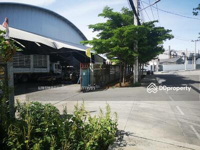For Sale - Factory for sale, size 3 rai 10 square wa, Tai Ban Subdistrict, Mueang Samut Prakan, price 42 million, call 082 649 9822