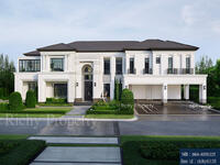 ขาย - HC0018 ขายคฤหาสน์สุดหรูระดับ Super Luxury บ้านแสนสิริ พัฒนาการ ที่สุดแห่งความสง่างามบนถนนทำเล พัฒนาการ