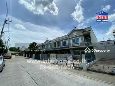 For Sale - ทาวน์เฮาส์ 2 ชั้น 20 ตร. ว. หมู่บ้านวิลลาจจิโอบ้านกรด ถนนเลี่ยงเมืองอยุธยา ถนนสายเอเชีย - 43790