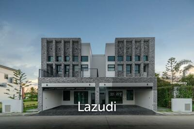 For Sale - Modern British House in Town