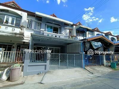 For Sale - ทาวน์เฮ้าส์ตกแต่งใหม่ รามอินทรา กม. 8  หมู่บ้านมณีมาศรามอินทรา ใกล้แนวรถไฟฟ้า  บ้านมือสองรามอินทรา