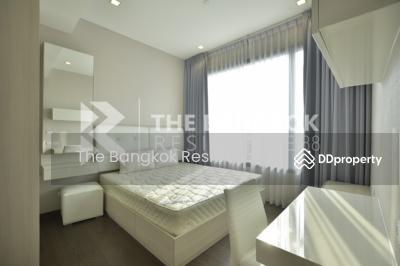 For Rent - BRC0077 ปล่อยเช่า ด่วน Q Asoke  1 bedroom ห้องใหญ่ ห้องดี ตำแหน่งสวย เฟอนิเจอร์ครบ ห้องมุม