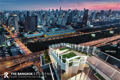 For Sale - Life Asoke - Rama 9 MRT Phra Ram 9 1 Bed 1 Bath | C2012110166