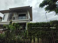ขาย - ขายบ้านเดี่ยว พัฒนาการ38 หมู่บ้าน พฤกษา วิลล์  หลังมุม โทร 098 9153871 Line :@bagent email: sales@bangkokofficeagency. com   พร้อมเฟอร์  6. 7 ล้าน