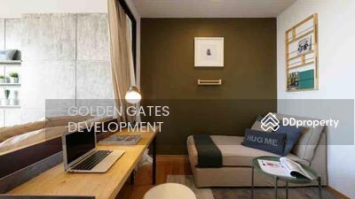 For Rent - Noble revo silom โนเบิล รีโว สีลม / 1 Bedroom for Rent (Gdow0533)