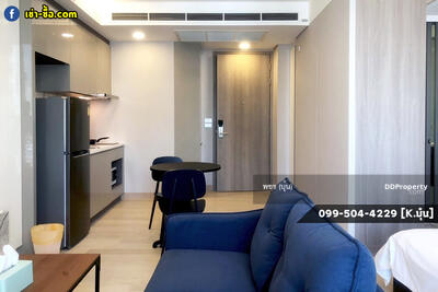"""For Rent - Condo For Rent   Hi-End Level With Auto Parking """"Siamese Exclusive Queens"""" 35 sqm. Near MRT Queen Sirikit National Convention Center"""