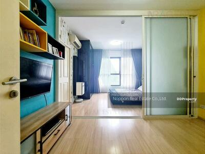 For Sale - Condo for sale, BE YOU Chokchai 4, 1 bedroom, size 29 sq. m. , 6th floor, Building B, near MRT Lat Phrao.   CNOP15846