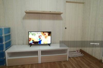 For Rent - Condo for rent The Seed Ratchada-Huaykwang 1 Bed Fully furnished, ready to move in 28 Sqm. Outside the project view (20776)