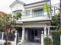 ให้เช่า - Newly Renovated Single House Mantana2 Srinakarin (SPSP347)