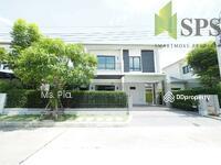 ให้เช่า - RENT Single House The Centro Bangna Km7 (SPS P349)