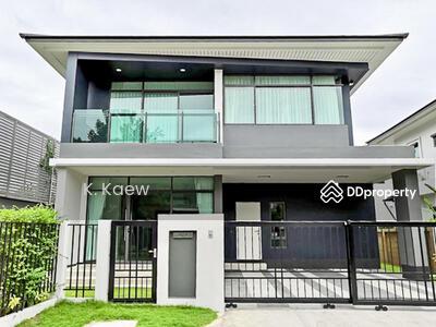 For Sale - For Rent / For Sale :: Detached House (Corner 2 Floors. ) -Setthasiri Krungthep Kreetha,  Size  268  Sq. m. , Cheap Price.