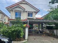 ขาย - ขายบ้านเดี่ยว 2 ชั้น หมู่บ้านมณีรินทร์ ถ. 345 เมืองปทุมธานี