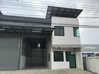 For Sale - For Sale and Rent Pathum Thani Warehouse Lam Luk Ka BRE14382