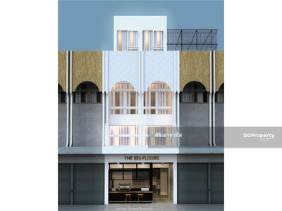 For Sale - Rent-to-Buy 6-floors building [pay installment direct to owner] in CNX
