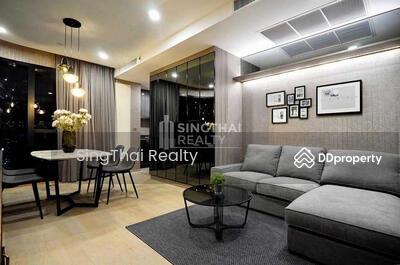 For Rent - For RENT : Ashton Chula-Silom Silom / 2 Bedrooms / 1 Bathrooms / 57. 72 sqm / 49000 THB [9285398