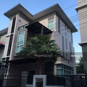 For Rent - Roomy 4-BR House near BTS Ha Yaek Lat Phrao (ID 473326)