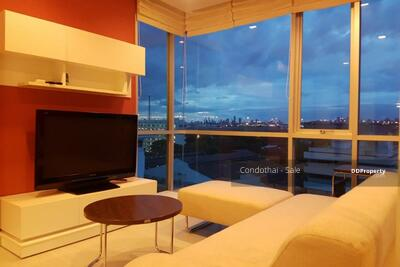 For Rent - Condo for rent The Room Sukhumvit 64 1 Bed Fully furnished, ready to move in 41. 67 Sqm. City view (42100)
