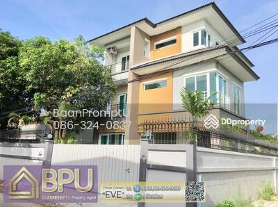 For Rent - ** 4 Bedrooms Single House for Rent ** Near MRT Suthisan