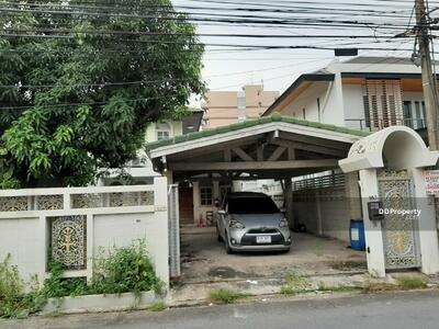 For Sale - ขายบ้านเดี่ยว 96. 9 ตารางวา ถนนนวมินทร์ เขตบึงกุ่ม ขนาดที่ดิน 18x21. 5 เมตร