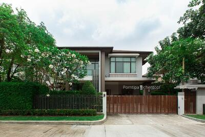 For Sale - The Grand Bangna-Wongwaen, modern style house Urgently for Sale, ready to move in