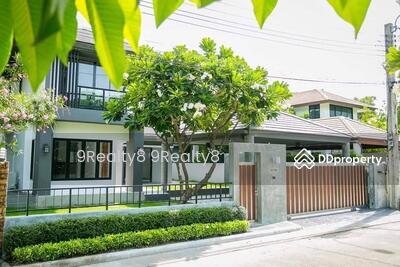 For Sale - R2273-ขายบ้านเดี่ยว รีโนเวทใหม่ โครงการ ไพรเวท เนอวานา ลาดพร้าว 71 นาคนิวาส 37