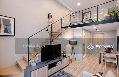 ขายดาวน์ - ขาย Duplex 1 ห้องนอน 3, 800, 000 บาท ห้องสวย น่าอยู่ ฟิลดีเวอร์