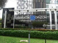 ขาย - คอนโด ฺBangkok Horizon รัชดา-ท่าพระ เฟอร์ครบ ใกล้BTS