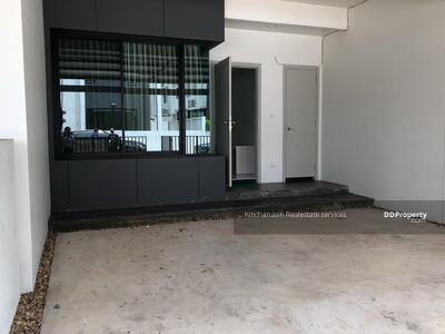 For Rent - Notify the code KRE-B1462 Townhome, Matamace project, 3 bedrooms, 3 bathrooms, 39 sq. w. 2 floors, rent 20, 000 baht @line: 0835029312 Khun Omelet