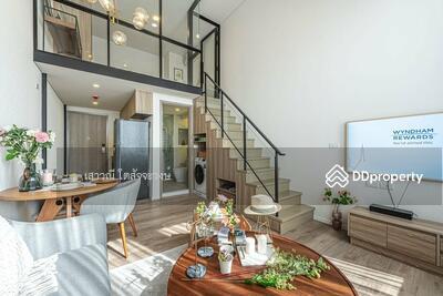 For Sale - คอนโด Duplex พร้อมอยู่ พร้อมโอน! !!  สวยและหรู คุณต้องเป็นเจ้าของ
