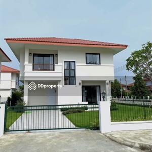 For Sale - New Detached house for sale in Sankamphaeng Chiang Mai : Baannaifan 4