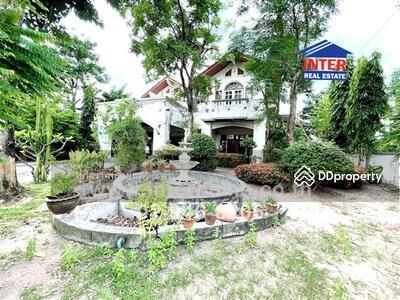 For Sale - บ้านเดี่ยว 2 ชั้น 285 ตร. ว. หมู่บ้านนครินทร์การ์เด้นโฮม ซอยร่มเกล้า19/1 ถนนร่มเกล้า - 44216