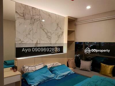 For Rent - A01907 For Rent Lumpini Suite Phetchaburi - Makkasan 14, 000 Baht Fully