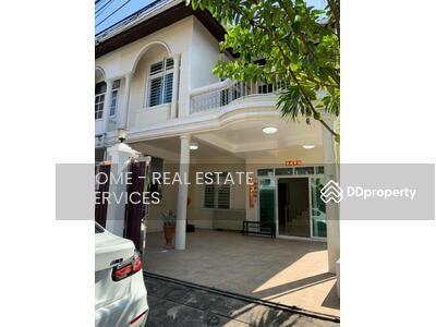 For Sale - หมู่บ้านอยู่เจริญ ห้วยขวาง รัชดา 18 / บ้านเดี่ยว (ขาย) NUB328