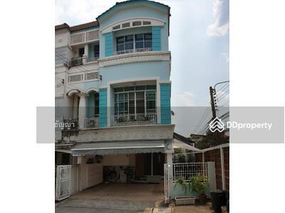 For Sale - (H080)ขายทาวน์โฮม 3 ชั้น บ้านกลางเมือง ลาดพร้าว-โยธินพัฒนา  (ซ. ประดิษฐ์มนูธรรม 19 ) พื้นที่  28 ตร. ว. หลังมุม