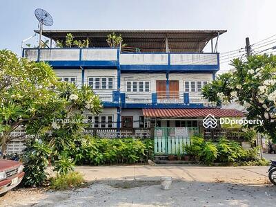 For Sale - บ้านเดี่ยว หลังใหญ่มาก ซอยเทพารักษ์ 70  หลังมุม ใกล้ตลาด หนามแดง