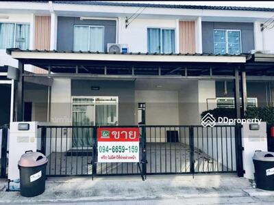 For Sale - ขายทาวน์โฮม 2ชั้น ราคาน่ารัก บ้านพฤกษา 116 ตรงข้าม ม. เทคโนโลยีราชมงคลธัญบุรี คลองหก