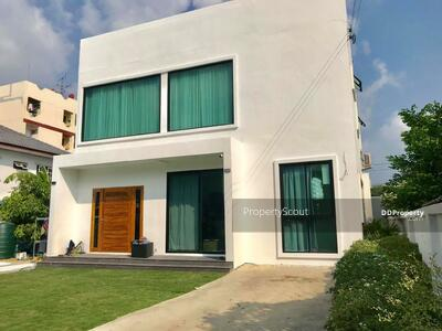 For Rent - Lovely 4-BR House near BTS Udom Suk (ID 532903)