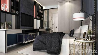 For Sale - Studio Condo for sale at Denim Jatujak U1030904